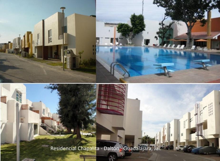 Conjunto habitacional residencial chapalita